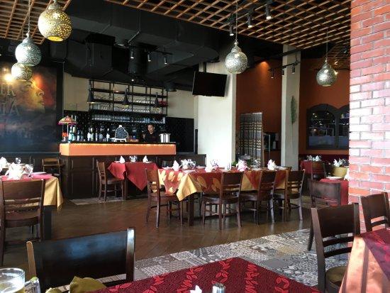 カウンター picture of mother india restaurant kota kinabalu