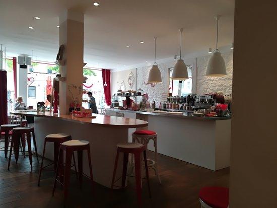 Caf maije picture of cafe maije mannheim tripadvisor for Mittagstisch mannheim