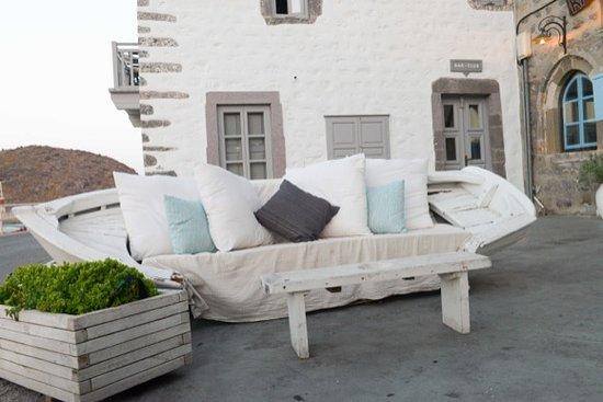 The Fix: The Famous Fix Boat Sofa