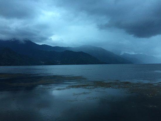 Lake Atitlan, Guatemala: Sunset by the Lake