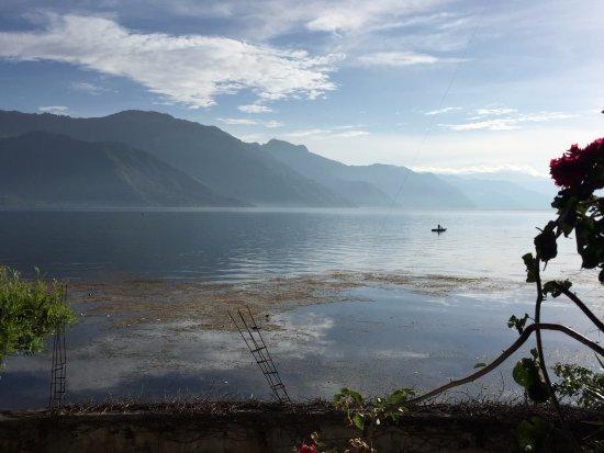 Lake Atitlan, Guatemala: Sunrise by the Lake