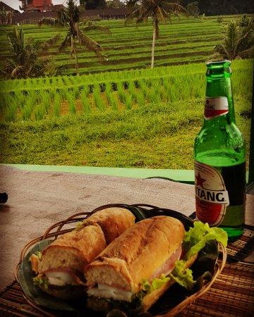 Penebel, Indonesia: Good lunch
