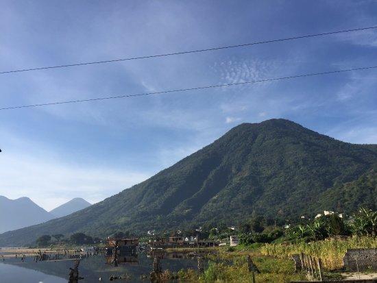 Lake Atitlan, Guatemala: Volcan San Pedro