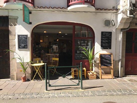 Akeita Coffee Saint Jean De Luz