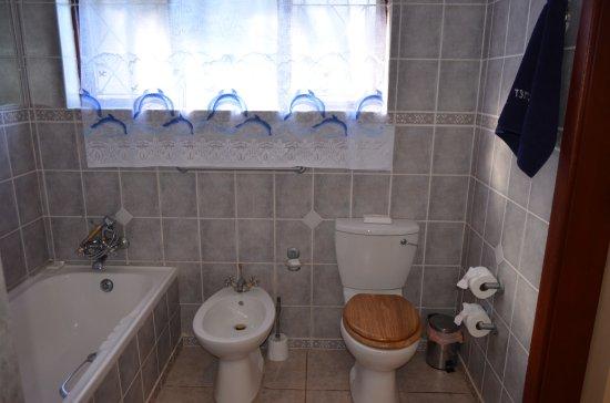 Umzumbe, South Africa: Clean bathrooms