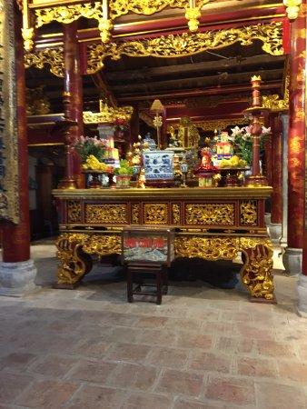 Ba Kieu Temple