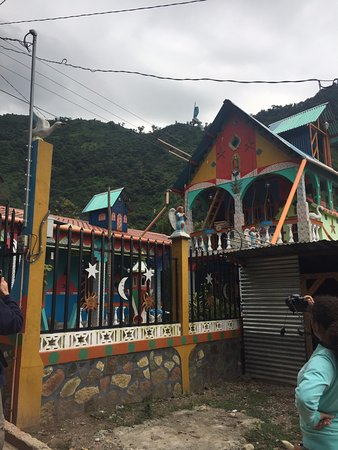 School in Jaibalito