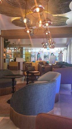 Sotavento Apartments: reception/lounge area