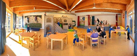 Kinderhotel Lärchenhof: 300m Happyclub