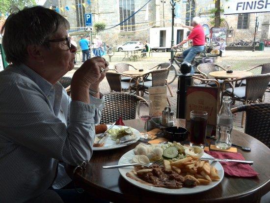 Ootmarsum, Pays-Bas : Dat smaakt