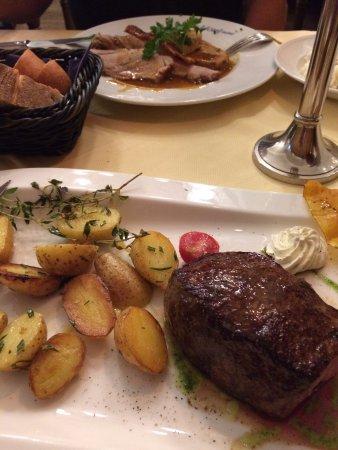 Deggendorf, ألمانيا: Argentinian steak