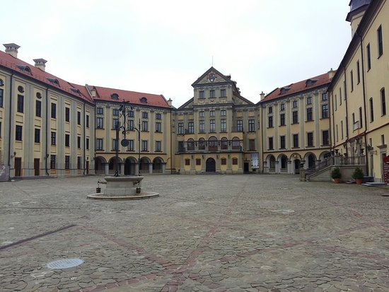 Nesvizh Castle: Несвиж