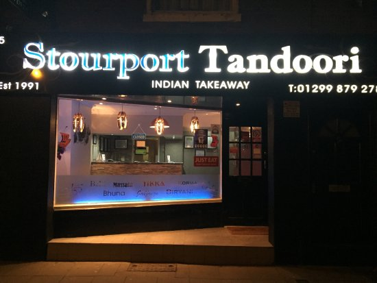 Stourport on Severn, UK: Stourport Tandoori
