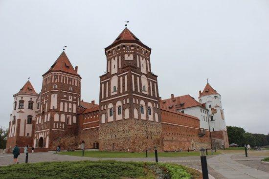 Mir, Belarus: Мир