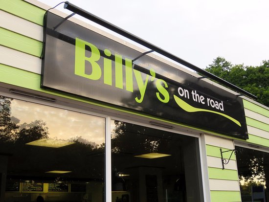Billingshurst, UK: Billy's on the Road - A great English Cafe (09/Sept/17).