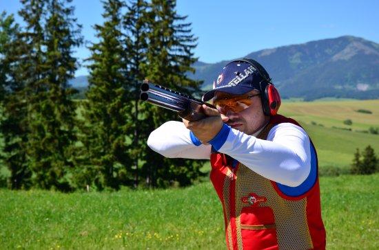 Shooting Range Liptov: shooter