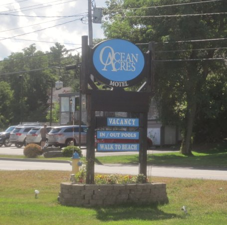 Bourne's Ocean Acres Motel Photo
