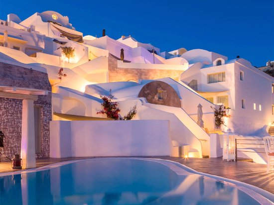 Canaves oia hotel updated 2017 prices resort reviews for Boutique hotel vacations