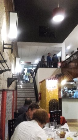 Restaurante Abadia Do Porto: Even wachten