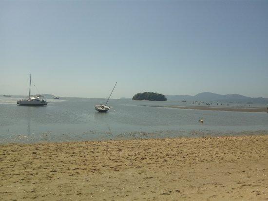 Hostel Sereia do Mar: Praia em frente ao Hostel