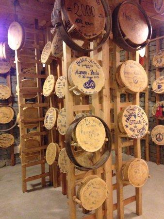 Gerola Alta, Itália: Interno Museo del Bitto