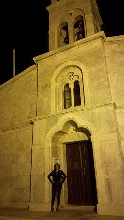 Kastro: la cattedrale cattolica si trova sul castro