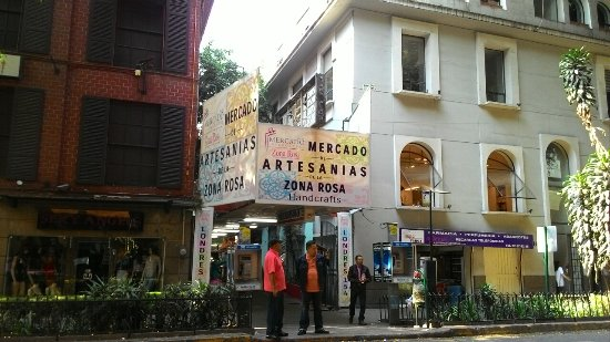 Zona Rosa Mexico City Top Tips Before You Go With