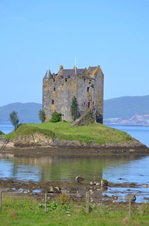 Appin, UK : Stalker castle