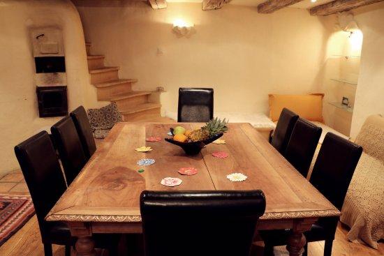 Uetliberg, Schweiz: Guesthouse dining room