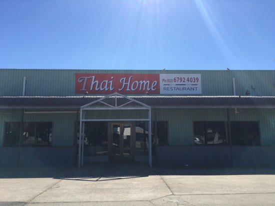 Narrabri, أستراليا: Thai Home