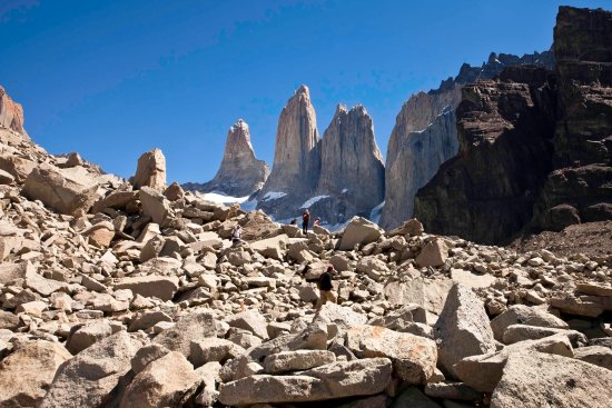 Patagonia Camp: Excursiones en Torres del Paine