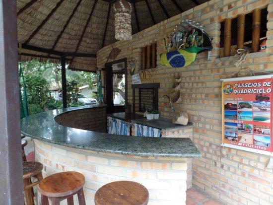 Casa Suica Brasileira: Bar
