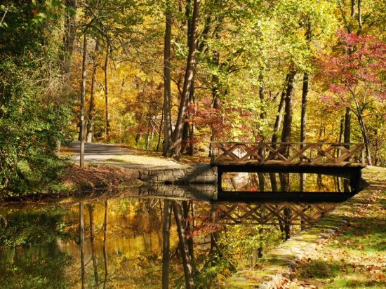 Delaware: Autumn at Hagley Museum & Library
