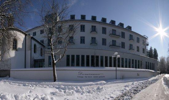 Kneippianum Kneipp & Gesundheitsresort: Kneippianum im Winter