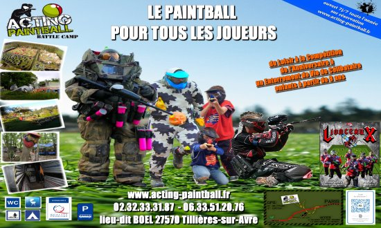 ‪Acting Paintball‬