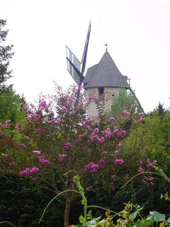 Le Bugue, França: Le moulin