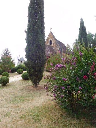 Le Bugue, França: L'église