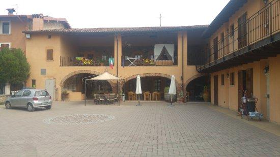 Bedizzole, Italien: Agriturismo Sangallo