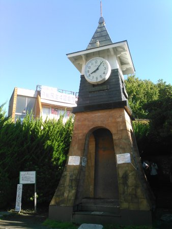 Kamakura Station Old Station Clocktower