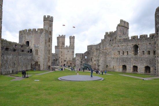 Caernarfon, UK: interno