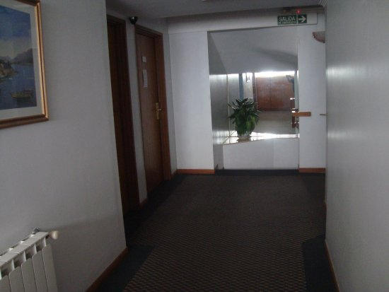 Hotel Garden: acceso habitación
