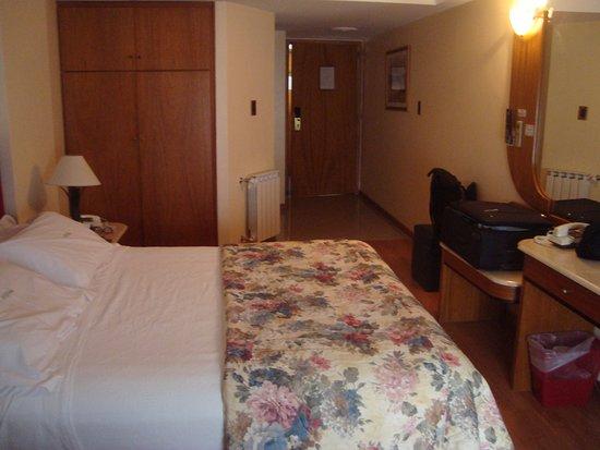 Hotel Garden: habitacion