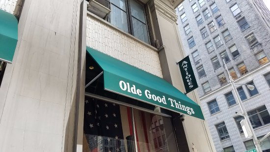 Olde Good Things