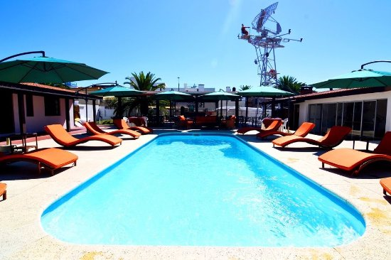 Hotel Concorde: Piscina Exterior