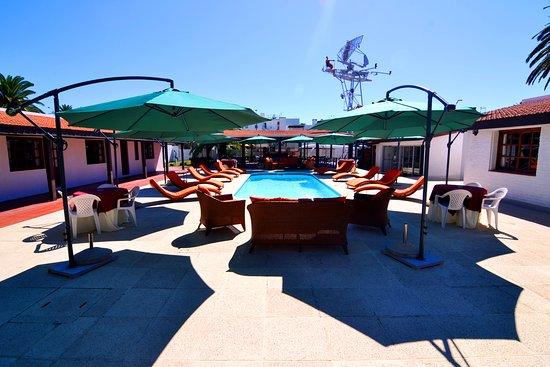 Hotel Concorde: Vista de la Piscina