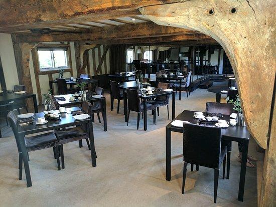 Tuddenham Mill Restaurant Reviews