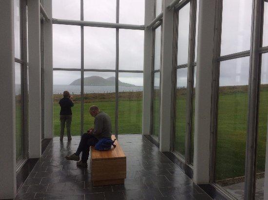 Dunquin, Ireland: View of Great Blasket island