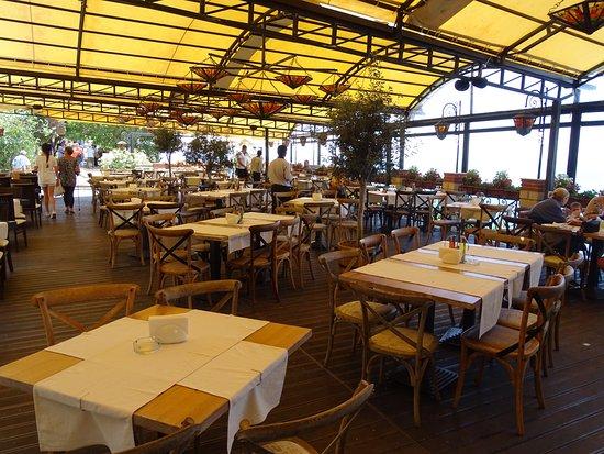 Province de Dobrich, Bulgarie : Мыс КалиакраCape Kaliakra Ресторан