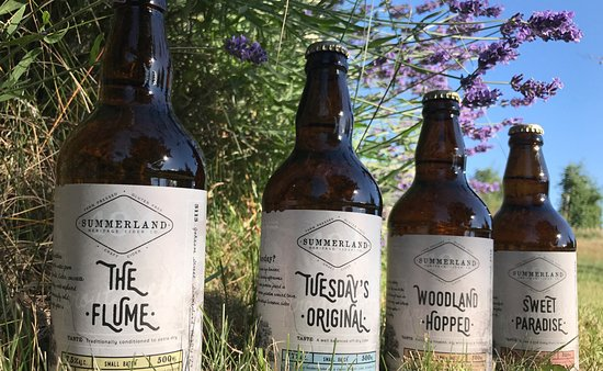 Summerland, Canada: Cider now available in 500ml bottles