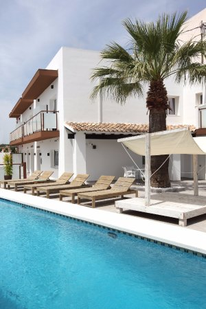 Pool - Picture of Hotel Moli Boutique, L'Alfas del Pi - Tripadvisor